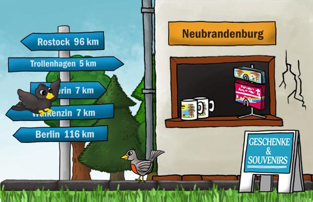 Geschenke Laden Neubrandenburg