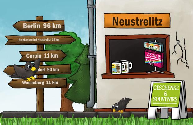Geschenke Laden Neustrelitz