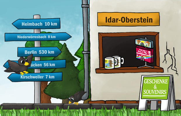 Geschenke Laden Idar-Oberstein