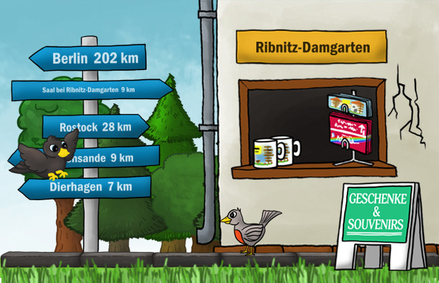 Geschenke Laden Ribnitz-Damgarten