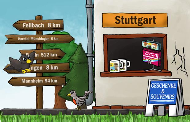 Geschenke Laden Stuttgart