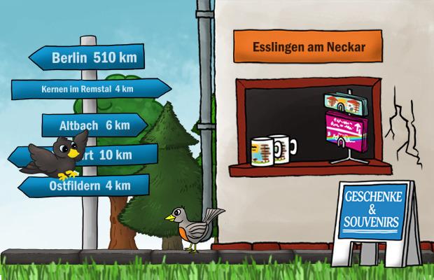 Geschenke Laden Esslingen am Neckar