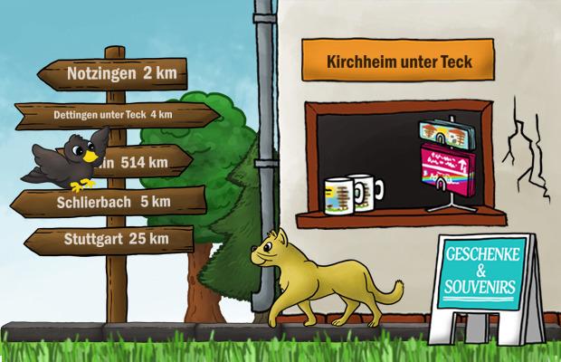 Geschenke Laden Kirchheim unter Teck