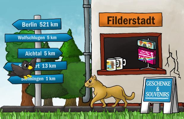 Geschenke Laden Filderstadt