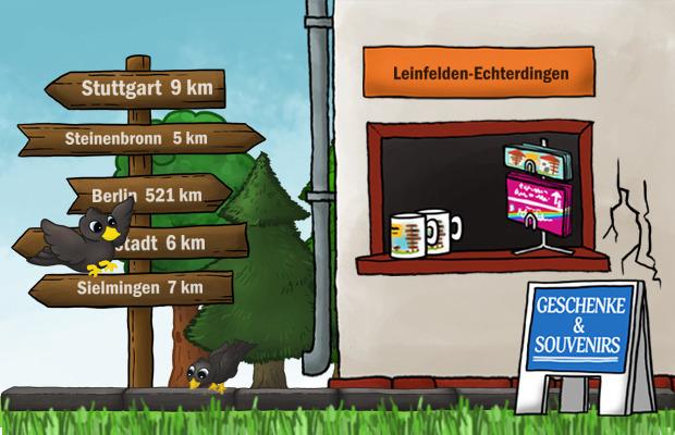Geschenke Laden Leinfelden-Echterdingen