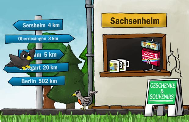 Geschenke Laden Sachsenheim
