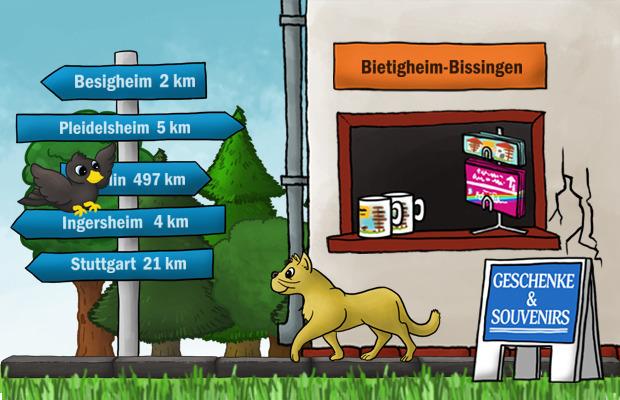 Geschenke Laden Bietigheim-Bissingen