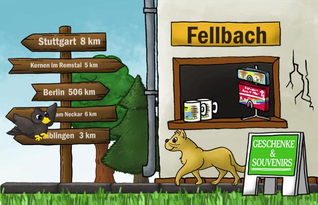 Geschenke Laden Fellbach