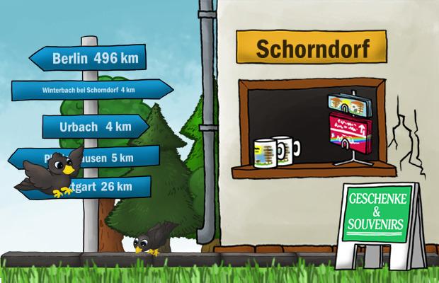 Geschenke Laden Schorndorf