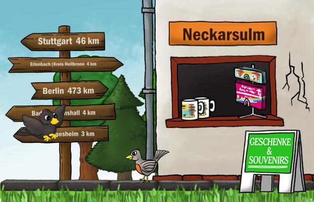 Geschenke Laden Neckarsulm