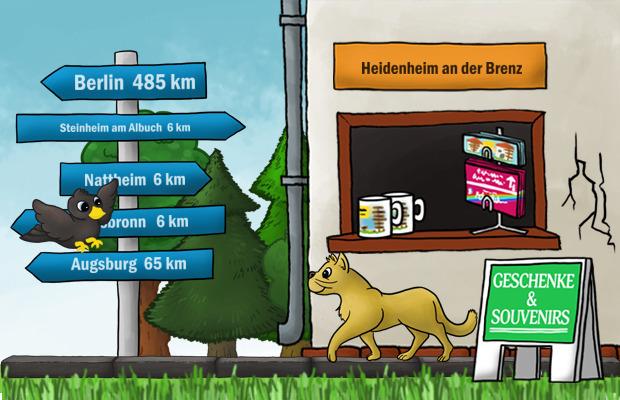 Geschenke Laden Heidenheim an der Brenz