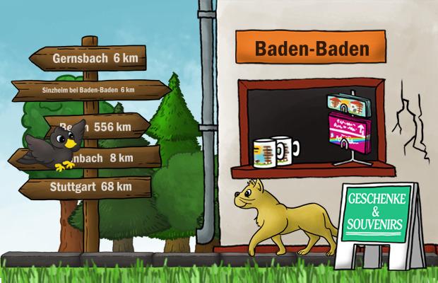 Geschenke Laden Baden-Baden
