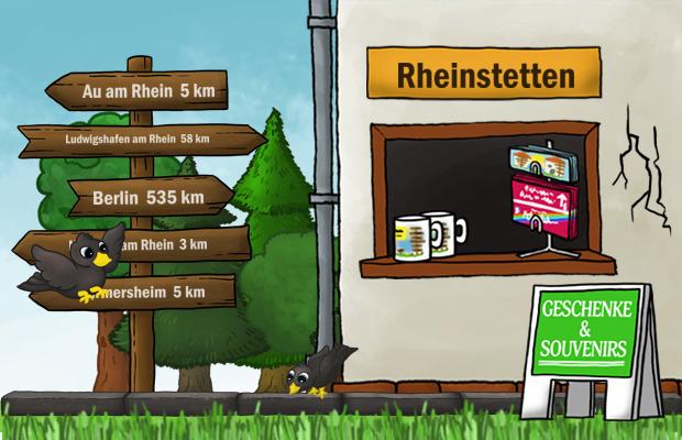 Geschenke Laden Rheinstetten
