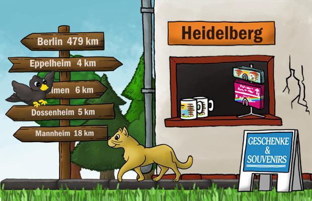 Geschenke Laden Heidelberg