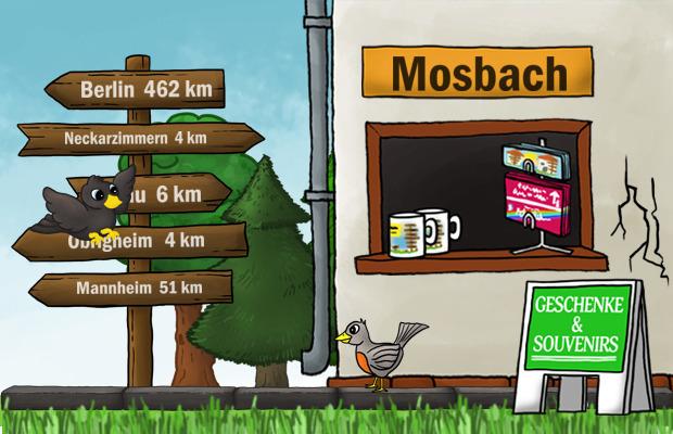 Geschenke Laden Mosbach