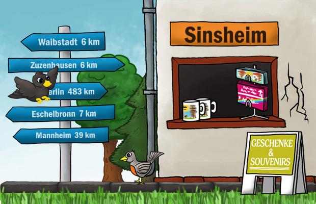 Geschenke Laden Sinsheim