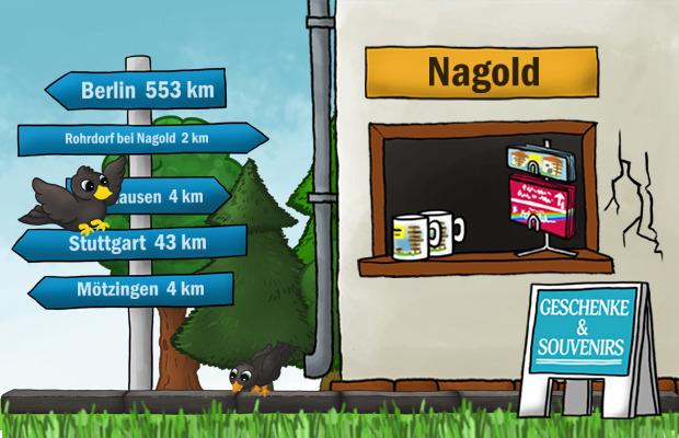 Geschenke Laden Nagold