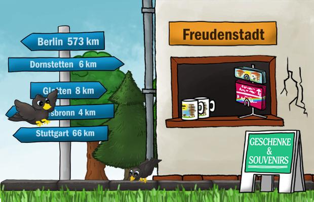 Geschenke Laden Freudenstadt
