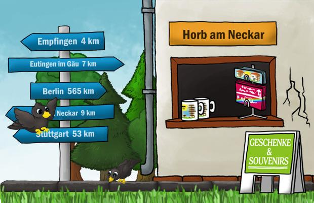 Geschenke Laden Horb am Neckar