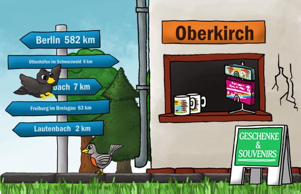 Geschenke Laden Oberkirch