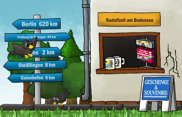 Geschenke Laden Radolfzell am Bodensee
