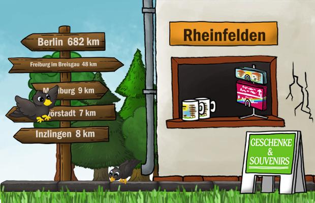 Geschenke Laden Rheinfelden