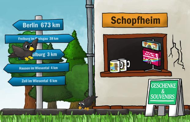 Geschenke Laden Schopfheim