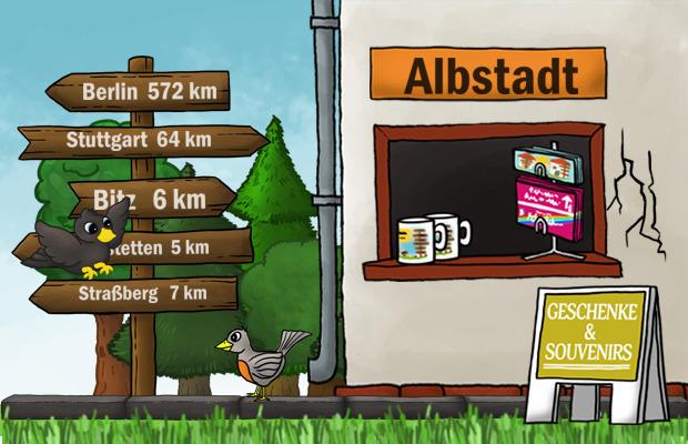 Geschenke Laden Albstadt