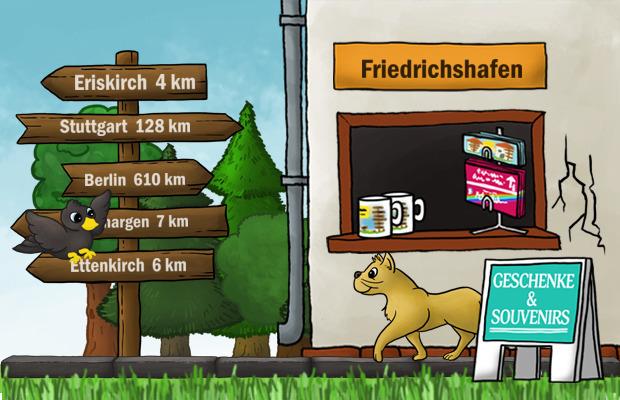 Geschenke Laden Friedrichshafen