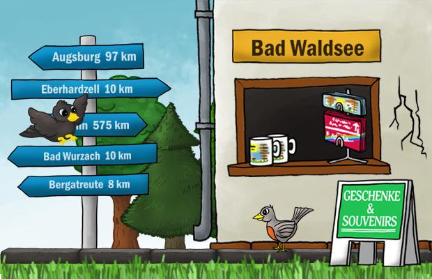 Geschenke Laden Bad Waldsee
