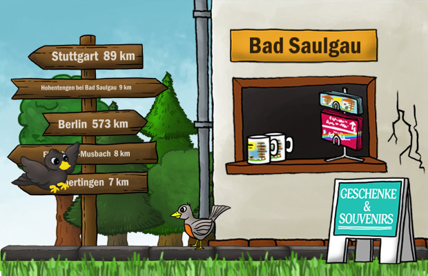 Geschenke Laden Bad Saulgau