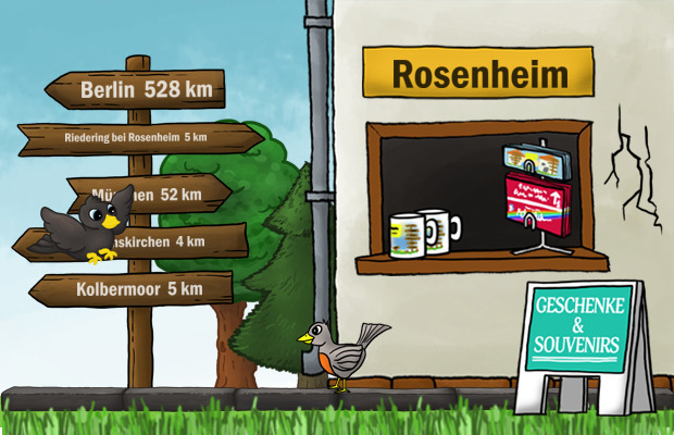 Geschenke Laden Rosenheim