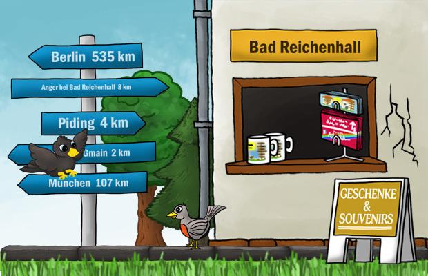 Geschenke Laden Bad Reichenhall