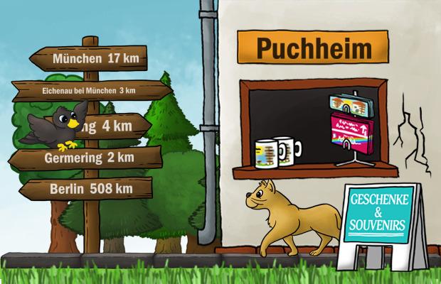 Geschenke Laden Puchheim