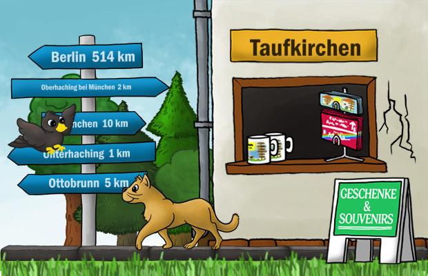 Geschenke Laden Taufkirchen