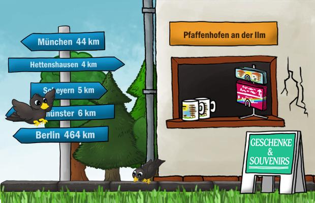 Geschenke Laden Pfaffenhofen an der Ilm