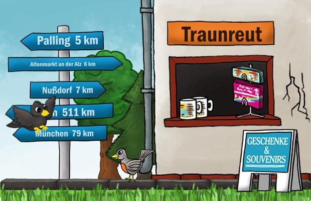 Geschenke Laden Traunreut