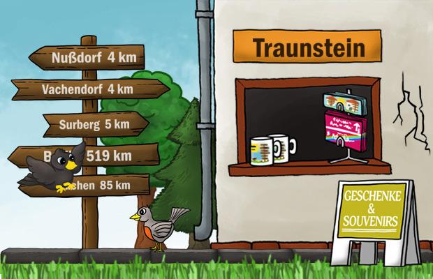 Geschenke Laden Traunstein