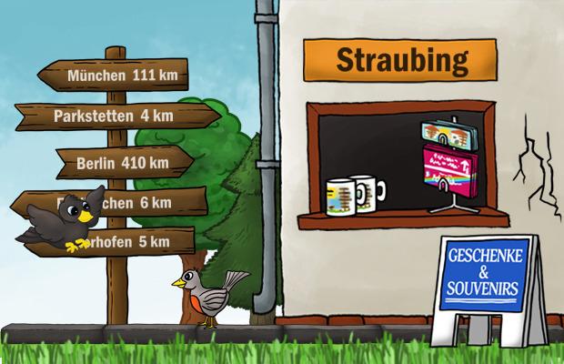 Geschenke Laden Straubing