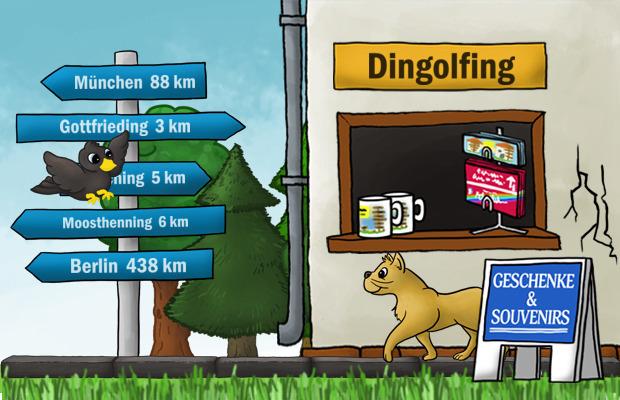 Geschenke Laden Dingolfing