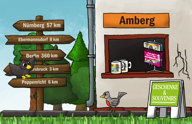 Geschenke Laden Amberg