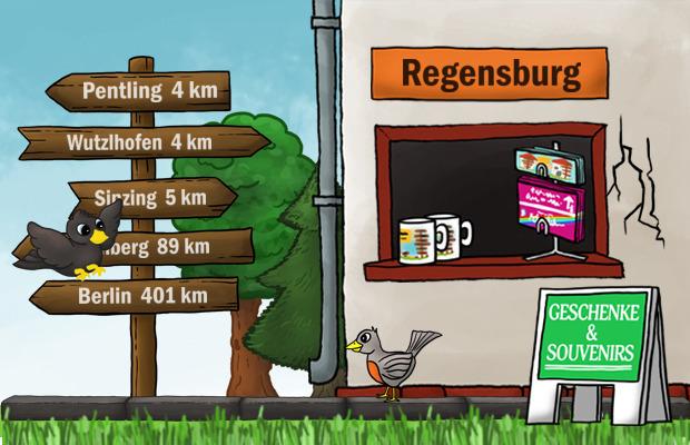 Geschenke Laden Regensburg