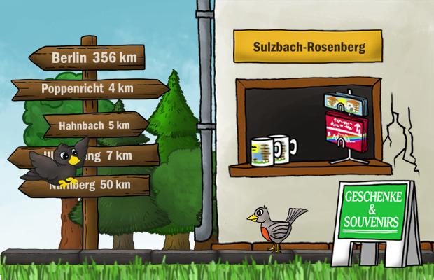 Geschenke Laden Sulzbach-Rosenberg
