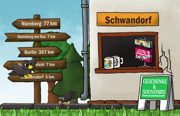 Geschenke Laden Schwandorf