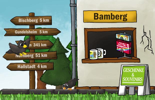 Geschenke Laden Bamberg