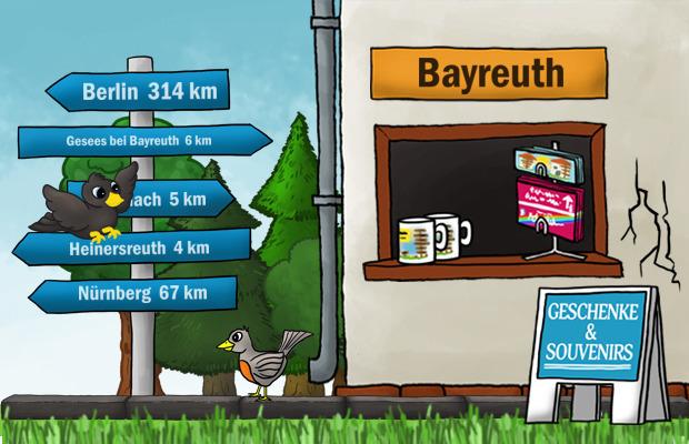 Geschenke Laden Bayreuth