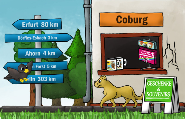 Geschenke Laden Coburg