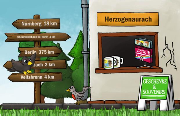 Geschenke Laden Herzogenaurach