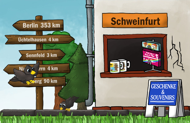 Geschenke Laden Schweinfurt