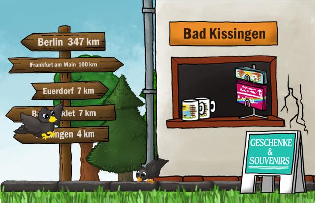 Geschenke Laden Bad Kissingen